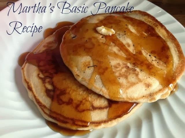 Katie wanders marthas basic pancake recipe marthas basic pancake recipe ccuart Choice Image