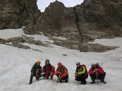 Glaciar Brecha Latour