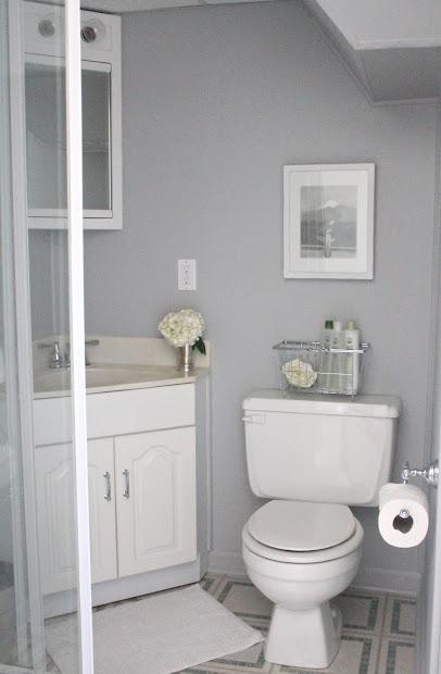 Grey Bathroom Paint Color Ideas