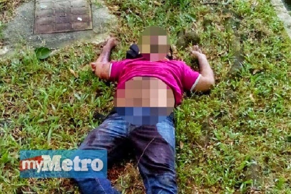 Lelaki Maut Jatuh Tingkat 9 Semalam Dipercayai Cuba Merogol Wanita