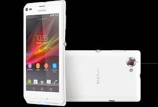 Harga Dan Spesifikasi Sony Xperia L C2105 New