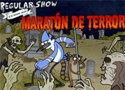 Regular Show Maraton de Terror