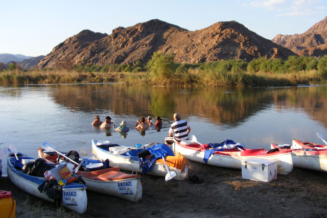 Amanzi River Camp Namibia