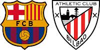 Hasil Skor Barcelona vs Athletic Bilbao Final Copa Del Rey 2012 | Sementara Babak Pertama