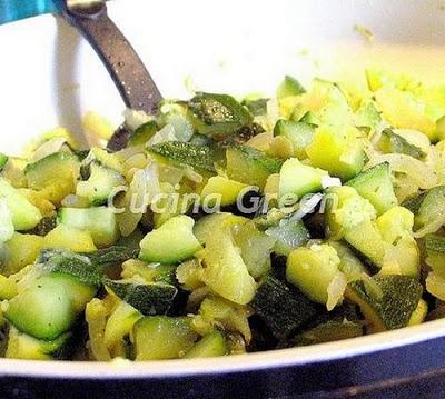 ricetta facile per zucchine in padella