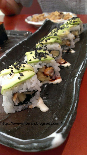 japanese food, 1 utama, sushi