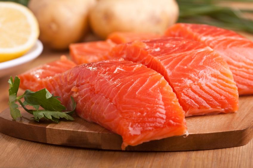 BBC Mundo: ¿Cuáles son las bondades del salmón?