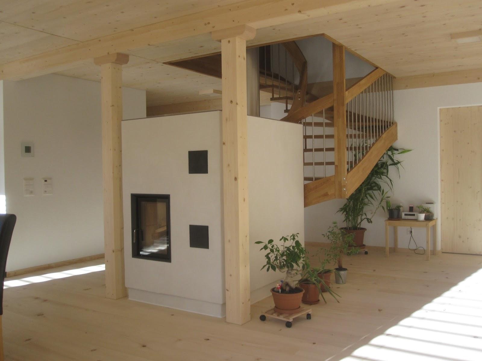 Holzhaus wir bauen ein haus aus holz einrichten for Holzhaus modern einrichten
