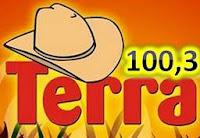 ouvir a Rádio Terra FM 100,3 Praia Grande