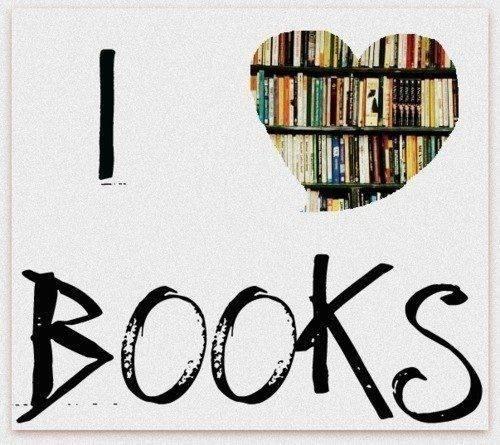 Dentro de los libros hay mundos increíbles.