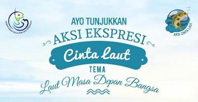 poster aksi cinta laut indonesia