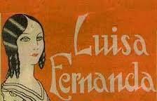 Luisa Fernanda - conferencia