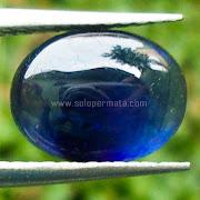 Batu Permata Blue Sapphire - SP814