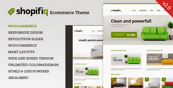 35 Best Responsive eCommerce WordPress Themes 2014