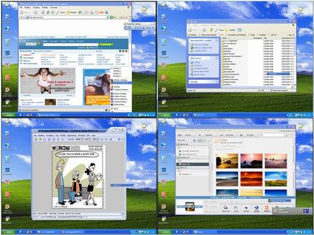 Dexpot 1.5.14 build 1777 - tạo desktop ảo
