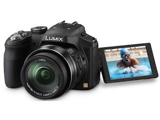 Panasonic Lumix FZ200 camera, megazoom camera, new megazoom camera