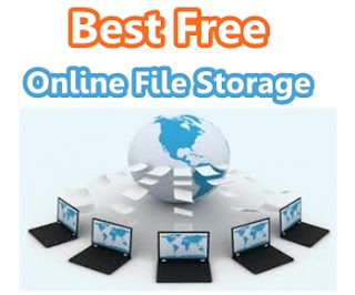 Best Free Online File Storage for Sharing Files on Blogs and Websites