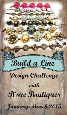 Build A Line Challenge with B'Sue Boutiques