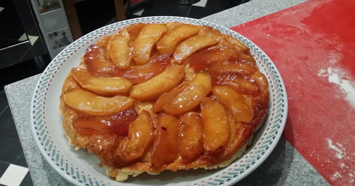 Cucinare per amore naturalmente la tarte tatin for Cucinare per 40 persone