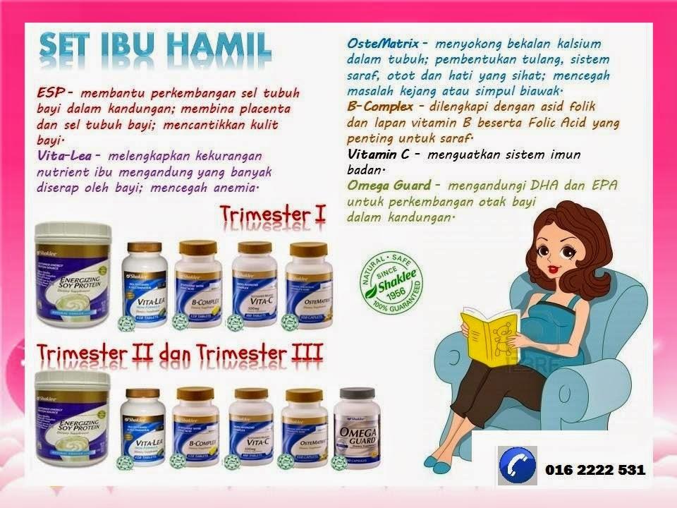 vitamin semasa hamil