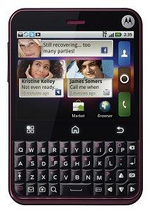 Motorola CHARM, Fokus di Social Networking