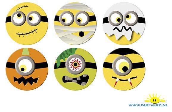 Minion Halloween Ideas - Creative Day Thursdays