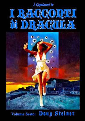 "Capolavori de ""I Racconti di Dracula"", Vol. 6: Doug Steiner, 2013, copertina"