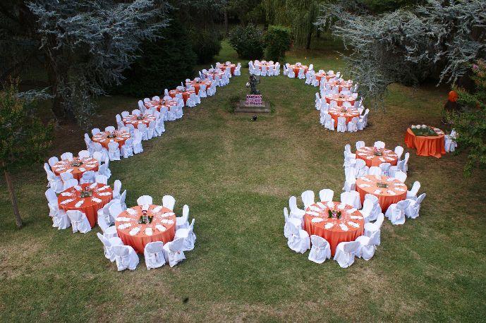 Matrimonio a villa la quiete di mezzana atmospherae for Addobbi 25 anni di matrimonio