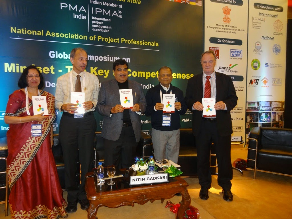 Minister Nitin Gadkari Releases Book