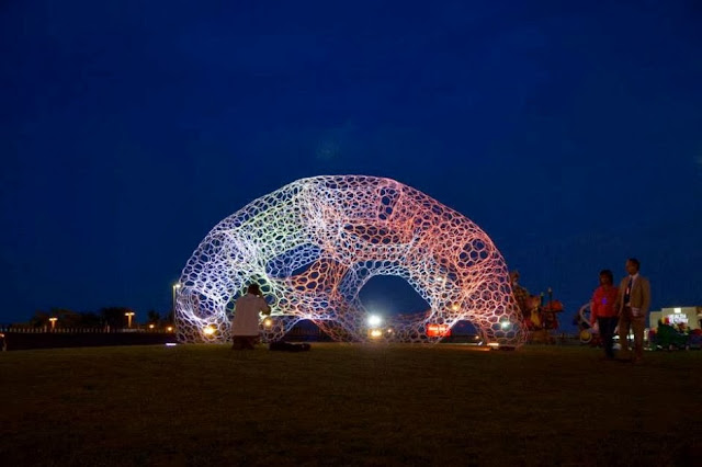 The Sol Dome By Loop Ph