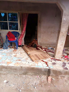 Armed Robbers Storm Woman's House, Then Did This To Her (Graphic Photo)