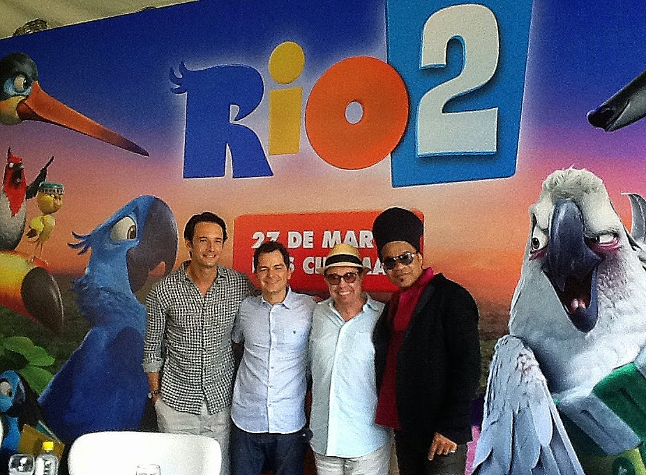 """Entrevista """"Rio 2"""""""
