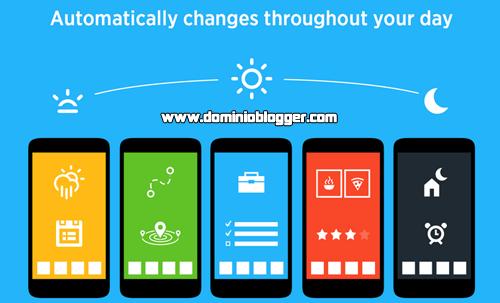 Simplifica el uso de tu teléfono con Yahoo Aviate Launcher