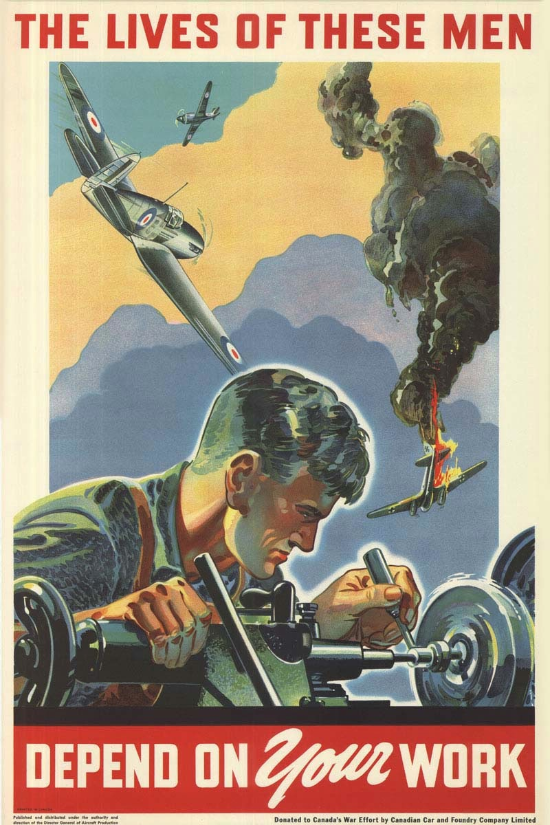 world war 2 propaganda During active american involvement in world war ii (1941–45), propaganda was used to increase support for the war and commitment to an allied victory.
