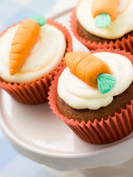 Carrot Cake Recipe Cupcakes
