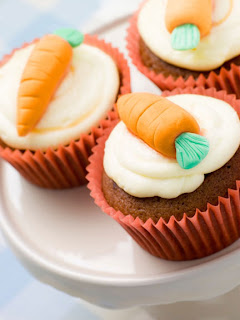 Carrot Cake Cupcake Recipe Ideas