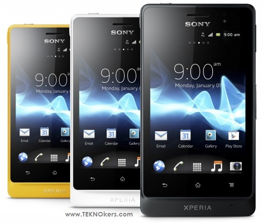 xperia go spesifikasi, gambar hp xperia go, ponsel andrid anti air dan tahan banting