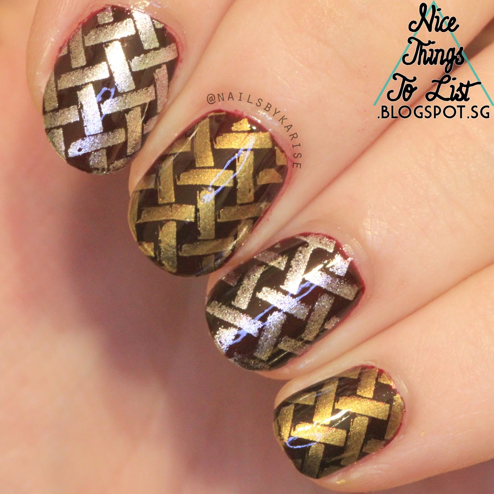 Essence Nail Art Stamping Polish Set | Splendid Wedding Company