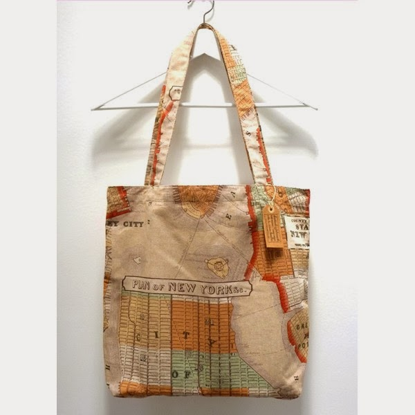 regalos new york originales shopping bag hermanas bolena