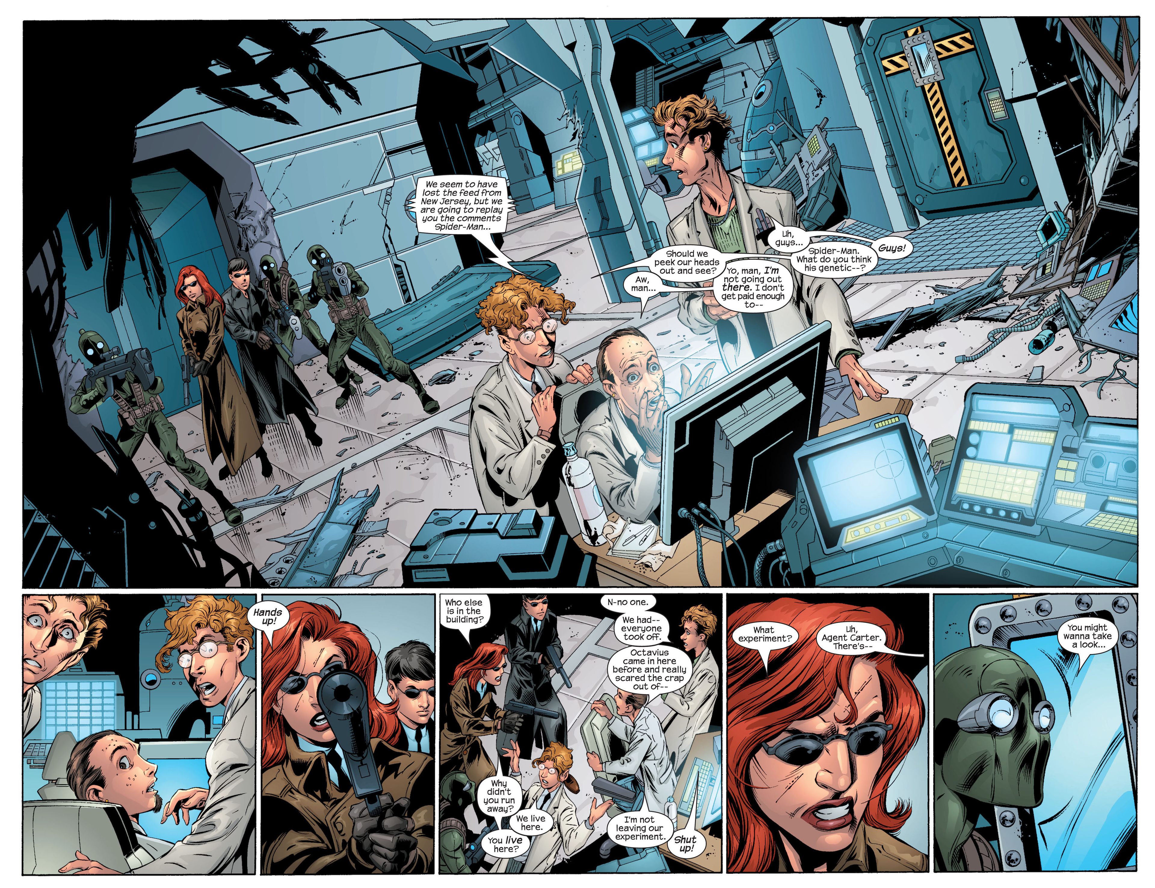 Ultimate Spider-Man (2000) Issue #46 #50 - English 9