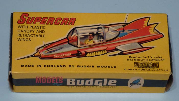 Moonbase Central Budgie Supercar