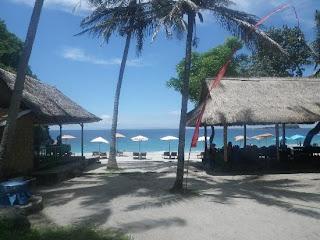 Pantai Pasir Putih, Amlapura, Bali