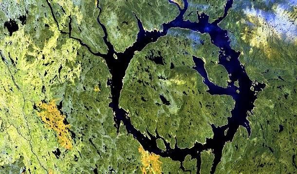 Top 10 maiores crateras de impacto da Terra