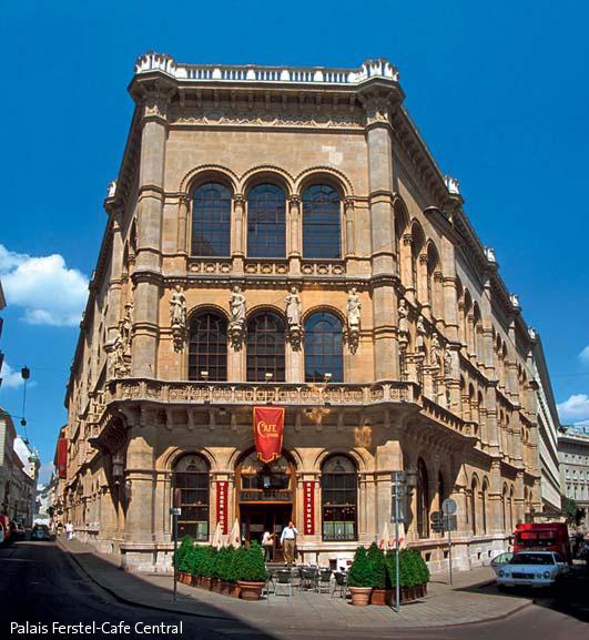 Cafe La Moda  Wien
