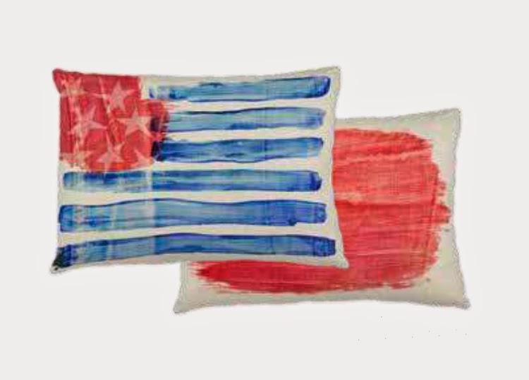 Cojín Flag Gamanatura