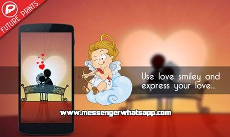 Expresa tu amor con Love Smileys for Whatsapp