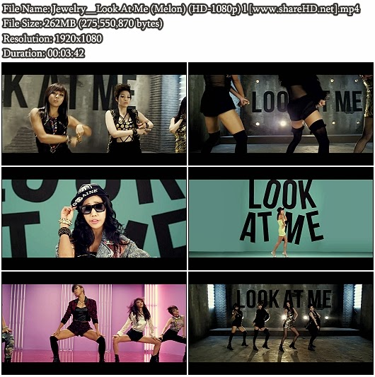 Download MV Jewelry - Look At Me (Melon Full HD 1080p)