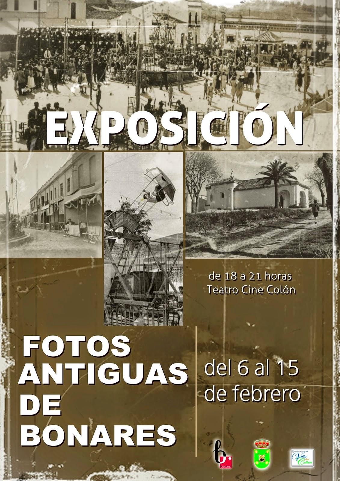 FOTOS ANTIGUAS DE BONARES