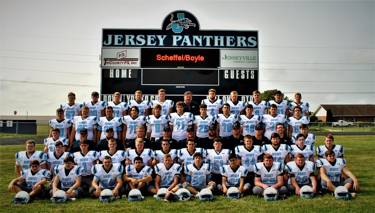 HOME OF THE JERSEY PANTHERS