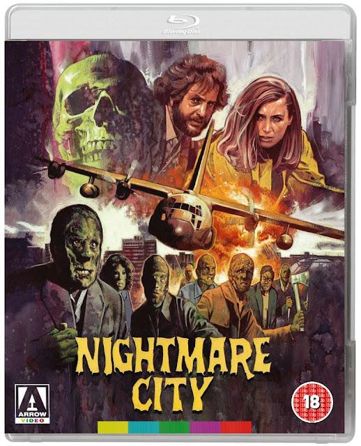 Nightmare City Blu-ray